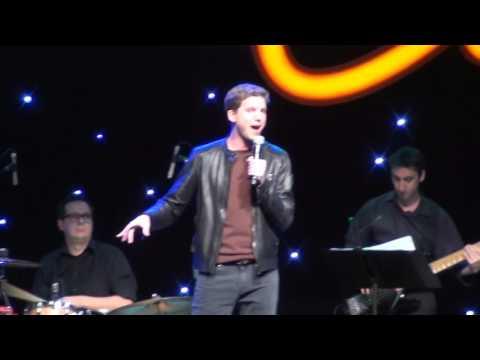 Stark Sands - Sexual Healing @ BroadwayCon Jukebox, 1/22/16