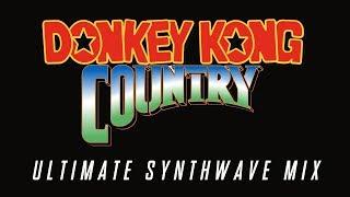 Donkey Kongwave | Ultimate Vaporwave Mix