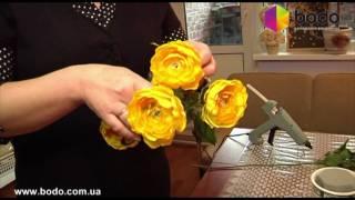 Урок цветочного дизайна(http://www.bodo.ua/ Мечта любой женщины - мир красок, фантазий и цветов. Самые актуальные впечатления ИСПЫТАТЕЛИ..., 2010-10-11T15:01:57.000Z)
