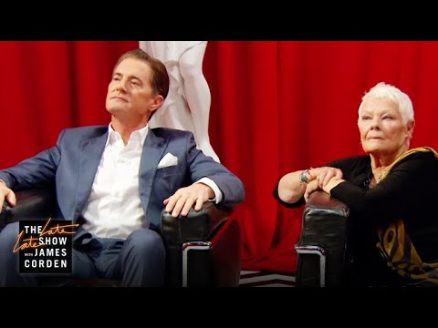James Finds Himself in the 'Twin Peaks' Red Room