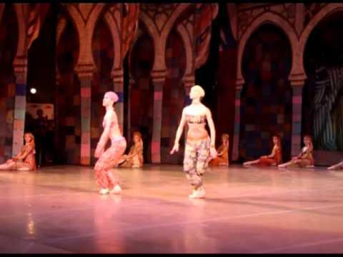 Балет Корсар Уфа Башкирский театр оперы и балета