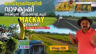 EP:21Explore Australia On Route to Mackay Travel video by Binnichen Thomas