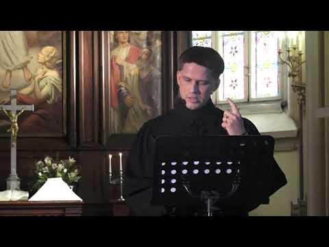 02.05.2021  I  Rīgas Sv. Pāvila draudzes dievkalpojuma sprediķis