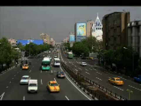 The Real IRAN - Tehran - Beautiful City -  YOU MUST SEE - HD