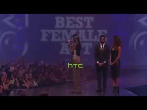 Jessie J - Best Female Act Winner Speech (MOBO Awards 14)