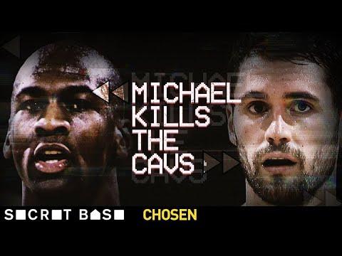 Michael Jordan ruining the Cavaliers needs a deep rewind | CHOSEN: Chapter 2