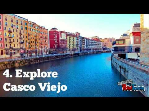 Things to do in Bilbao by the Happy Travel Couple
