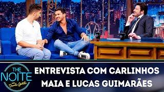 Baixar Entrevista com Carlinhos Maia e Lucas Guimarães | The Noite (20/03/19)