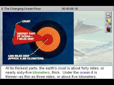 The Changing Ocean Floor (Introducing Oceanography Part 2)