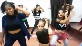 TERE NAAL NACHNA | NAWABZAADE | DANCE CHOREOGRAPHY | BADSHAH | Agaaz Academy of Dance