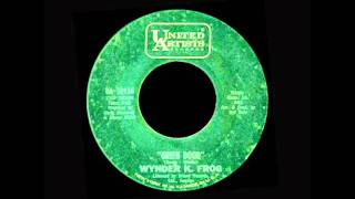 Wynder K. Frog - Green Door