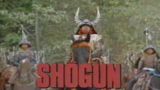 Shogun trailer