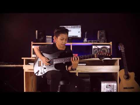 John Petrucci - Glasgow Kiss ( Cover - Abim )