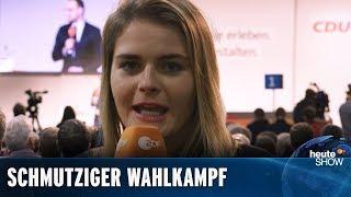 Hazel Brugger macht Wahlkampf für Jens Spahn