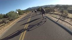 Fountain Hills AZ Sunday Coffee Cycle Ride Fall 2014