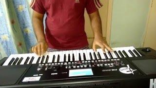 Video Hosanna Ministries- Abrahamu Devudavu song Instrumental on KORG PA-300 -2016 download MP3, 3GP, MP4, WEBM, AVI, FLV Juni 2018