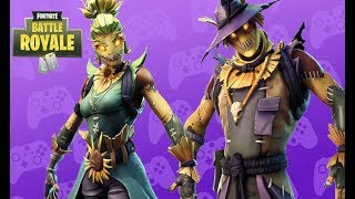 *New SCARECROW skin* Fortnite Battle Royal SEASON 6