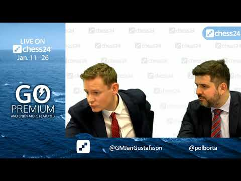 Tata Steel Chess 2020 Live Commentary | Round 6