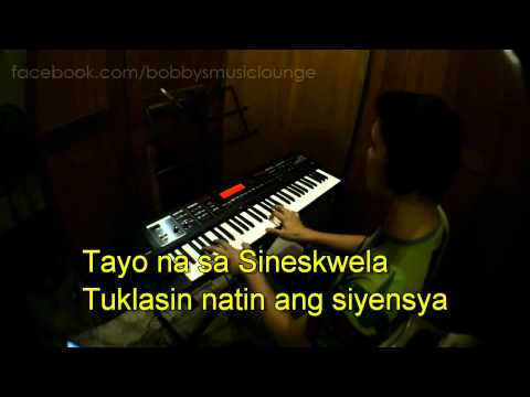 SINESKWELA THEME SONG - Piano Sing-Along by Bobby