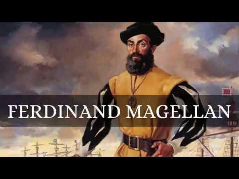 Ferdinand Magellan Interview.