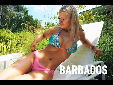 Villa Tour & GoPro Footage | BARBADOS | Travel Vlog