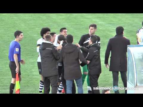 Resumen Unionistas CF 3-0 Atlético Tordesillas