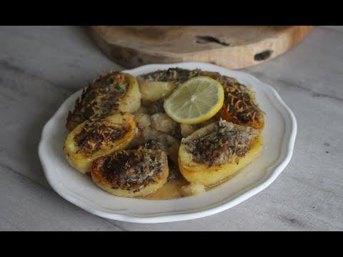 pomme-de-terre-farcie,une-recette-facile-avec-ingrédients-simples