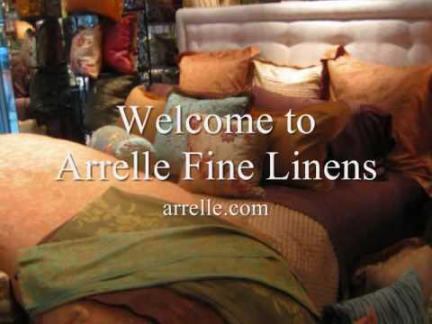 European Bed Linens - enjoy the sensuous pleasure of fine linens