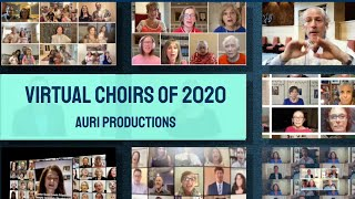 Virtual Choirs of 2020 - Year in Review