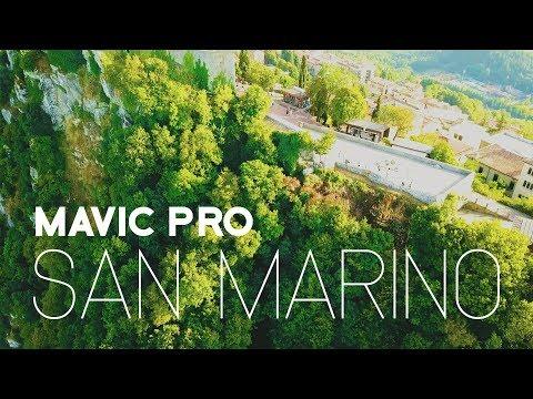 SAN MARINO | DJI Mavic Pro [QHD]
