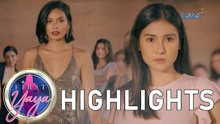 First Yaya: Patalbugan sa runway | Episode 40