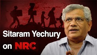 Gambar cover NRC Will Cost the Country Dearly: Sitaram Yechury