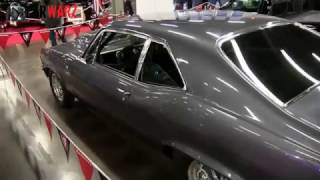 1969 Chevrolet Nova SS At The Speed And Custom Car Show London Ontario 2017