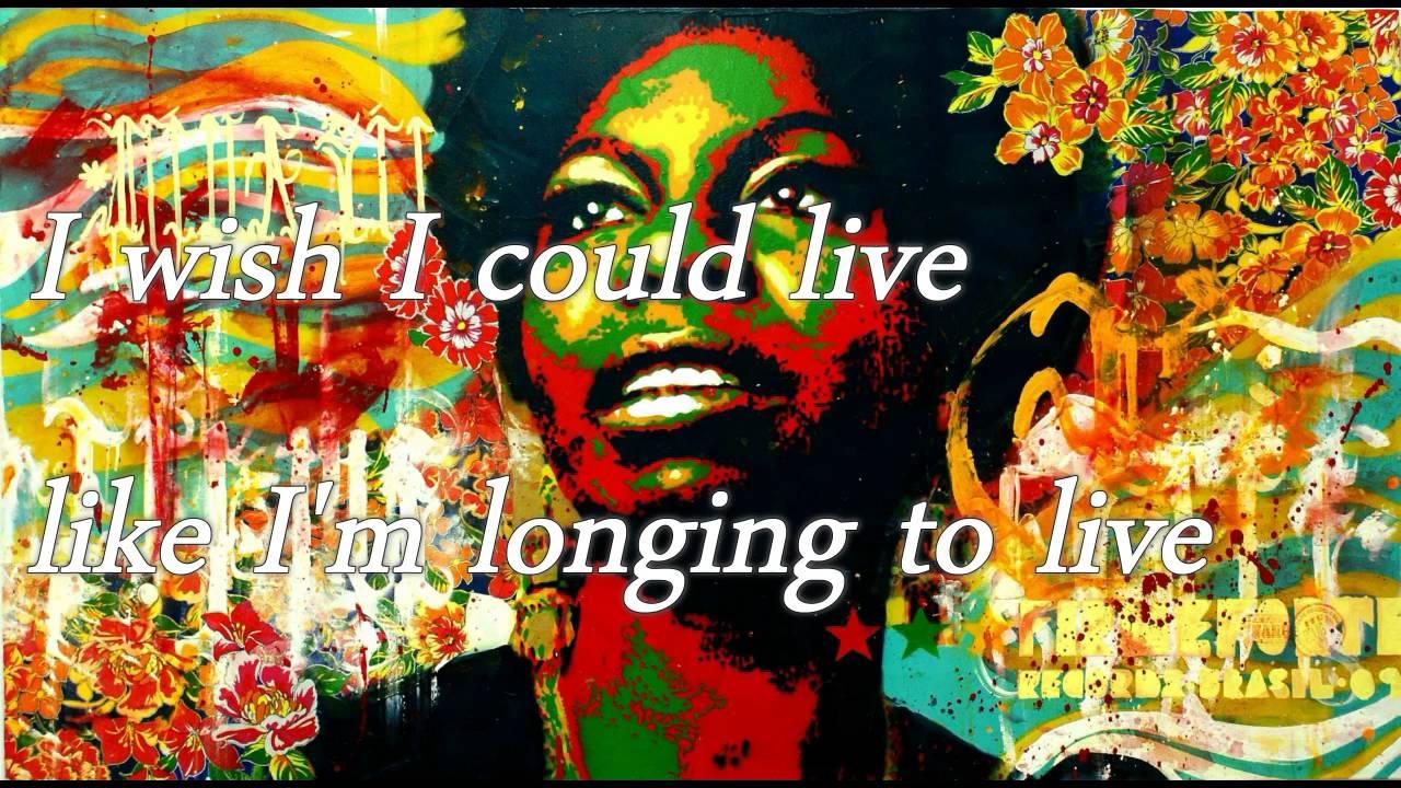 i wish i could be free lyrics