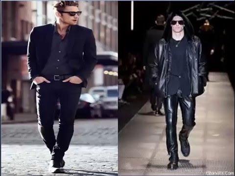 1e341275a أحدث موضة للشباب والرجال في عالم ملابس الكاجوال شتاء 2016 - YouTube
