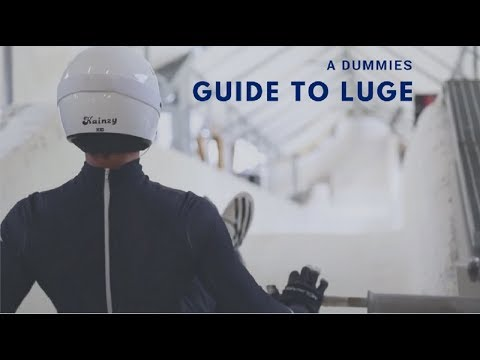 Winter Olympics 2018: A rookie's guide to the precise sport of Luge