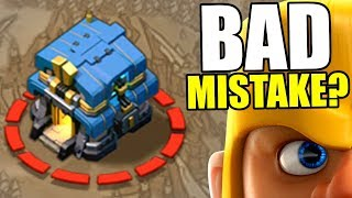 SIRI CHOOSES MY TH12 ARMY......BAD MISTAKE!? - Clash Of Clans
