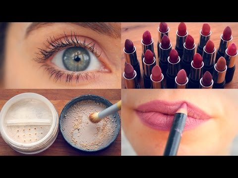 NATURAL & ORGANIC MAKEUP COLLECTION