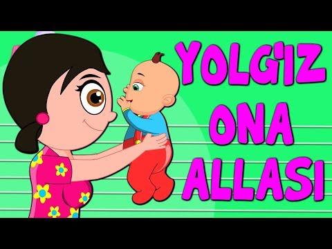 Yolg'iz Ona Allasi | Uzbek lullaby | Новая Узбекская Колыбельная / Болалар учун кушиклар