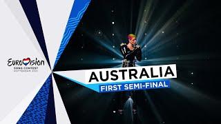 Montaigne - Technicolour - LIVE - Australia 🇦🇺 - First Semi-Final - Eurovision 2021