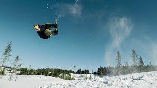 Skier Øystein Bråten and Snowboarder Marcus Kleveland Swap Sports for a Day