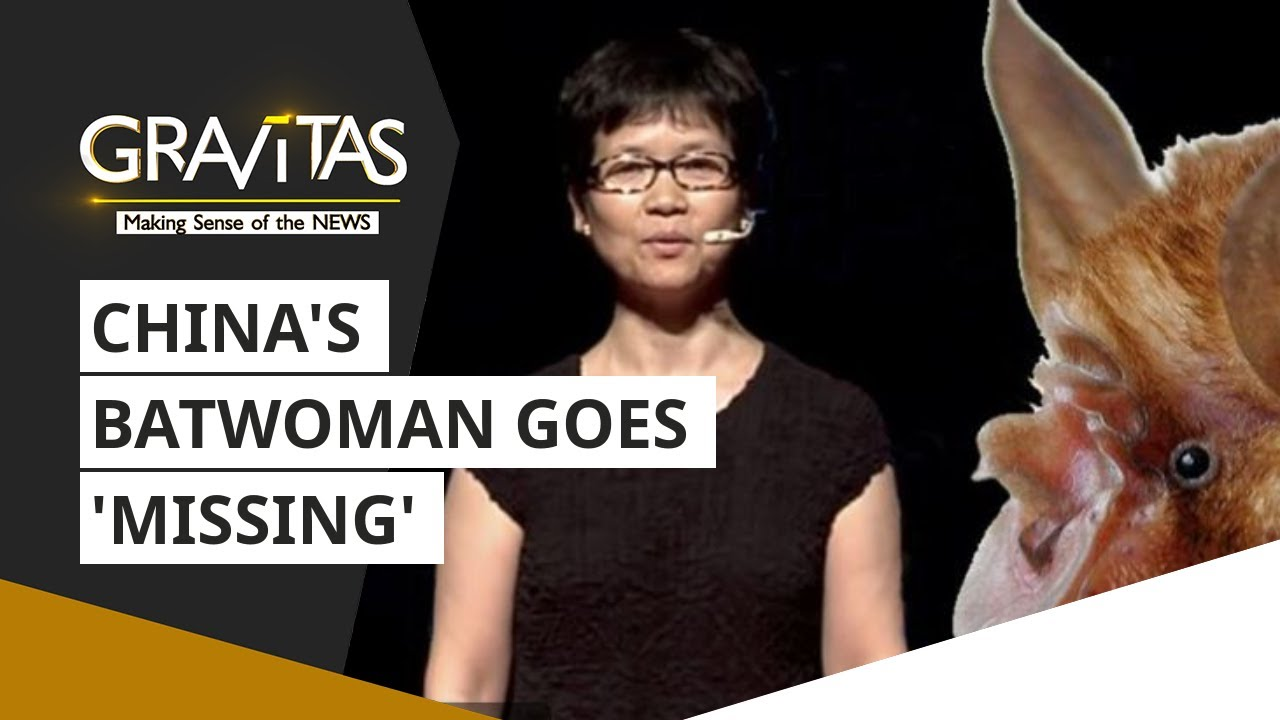 Gravitas: China's batwoman goes 'missing' - YouTube