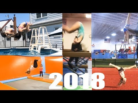 The BEST Of ALLIE THE BULL Gymnastics Compilation *2018*