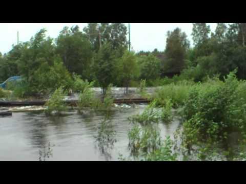 Наводнение в Кеми 08.08.2012.mpg