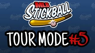 IT'S TOO EASY!!! - MLB StickBall Tour Mode #5