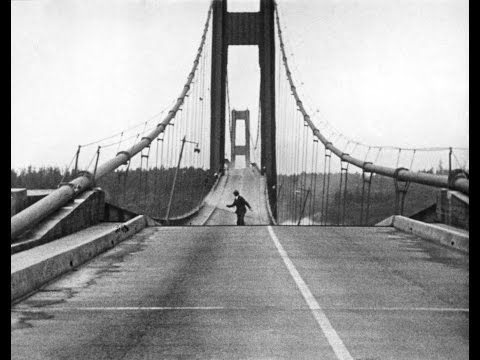 VIDEO: Galloping Gertie's collapse is an enduring Tacoma narrative
