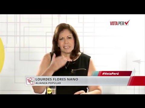 Intervención final Lourdes Flores│RPP