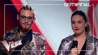 La audiencia elige al finalista del equipo Pablo López | Semifinal | La Voz Antena 3 2019