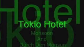 monsoon and durch den monsun lyrics both versions