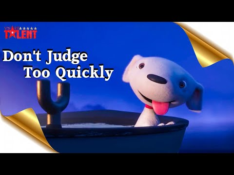 Oscar Award Winning Animated Movie | Watch Till The End | Don't Judge Too Quickly | You Got Talent
